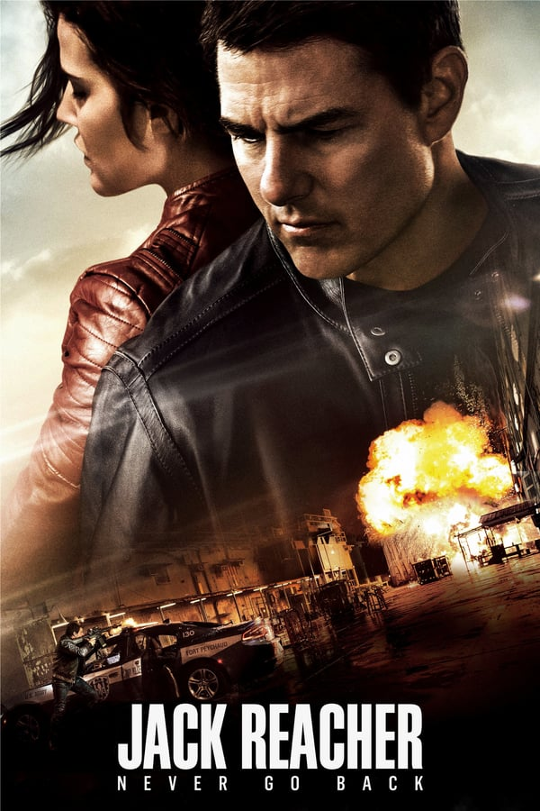 Jack Reacher: Never Go Back 2016
