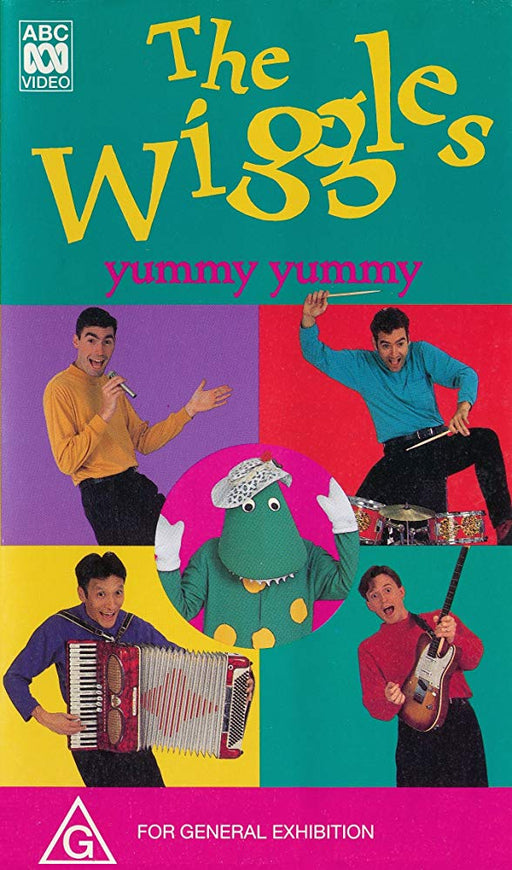 The Wiggles: Yummy Yummy 1994