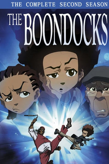 The Boondocks Season 2 2007