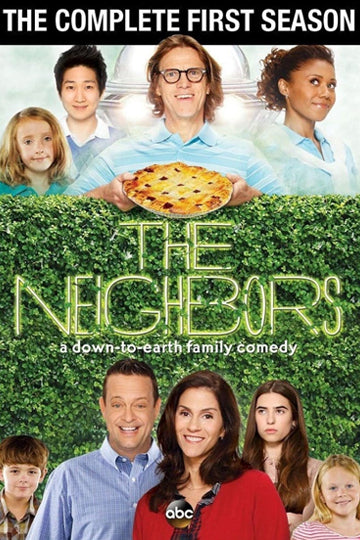 The Neighbors Season 1 2012