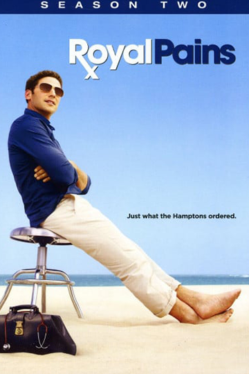 Royal Pains Season 2 2010