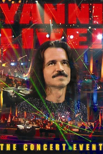 Yanni Live! The Concert Event 2006