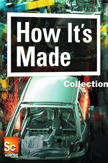 How It's Made Collection Season 1 2007