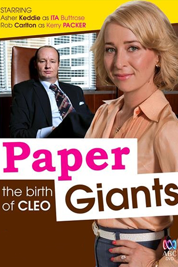 Paper Giants: The Birth of Cleo Season 1 2011