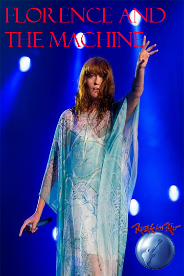 Florence and The Machine: Rock in Rio 2013
