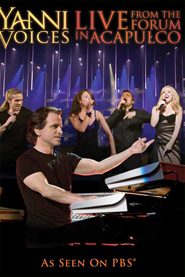 Yanni Voices Live in Concert 2008