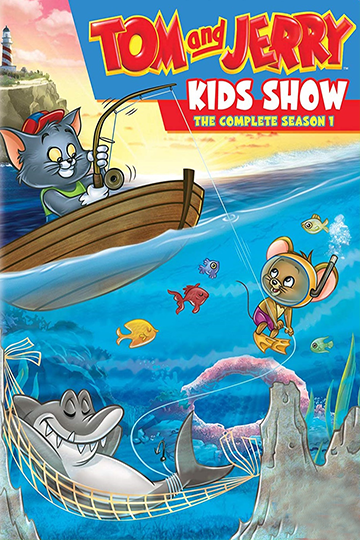 Tom & Jerry Kids Show Season 1 1990