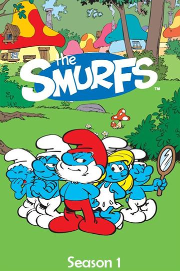 The Smurfs Season 1 1981