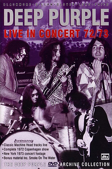 Deep Purple: Live in Concert 1972