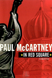 Paul McCartney in Red Square 2003