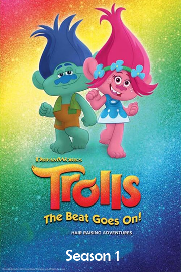 Trolls: The Beat Goes On! Season 1 2018