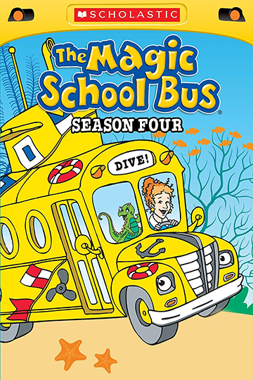 The Magic School Bus Season 4 1997