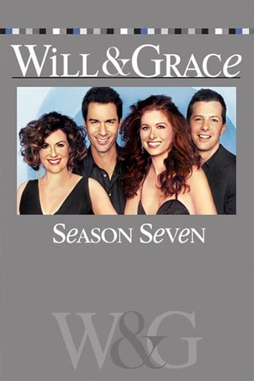 Will & Grace Season 7 2004