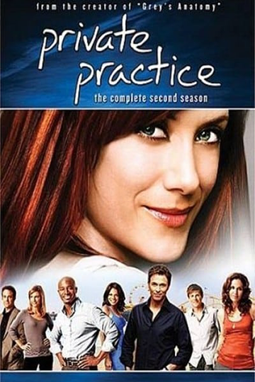 Private Practice Season 2 2008