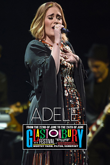 Adele: Live at Glastonbury 2016