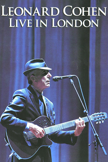 Leonard Cohen: Live in London 2009