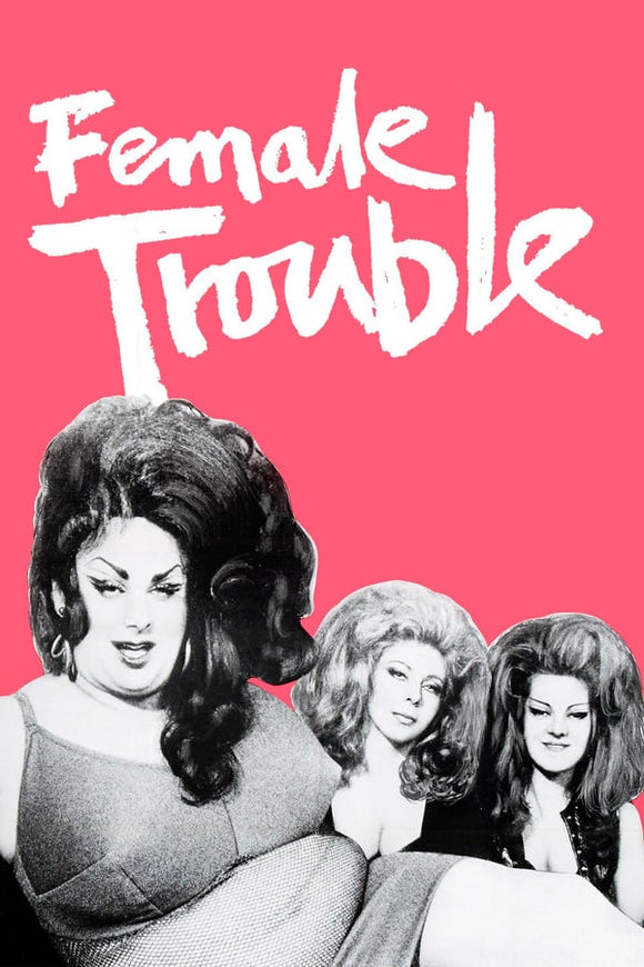 Female Trouble 1974
