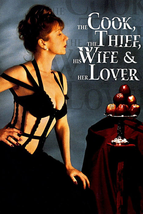 The Cook, the Thief, His Wife & Her Lover 1989