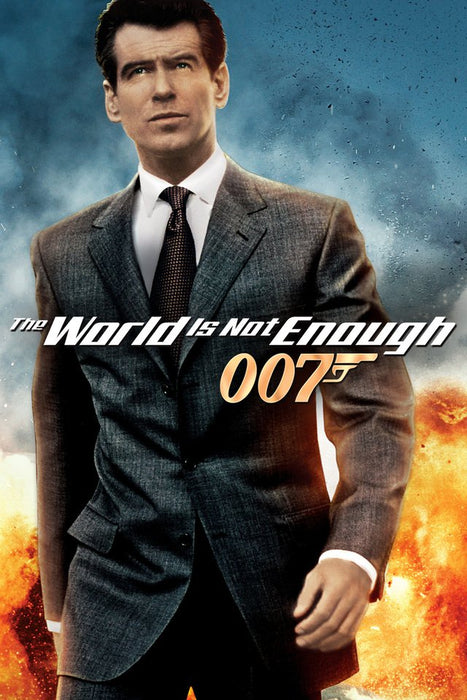 007: The World Is Not Enough 1999