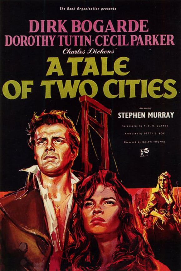 A Tale of Two Cities 1958