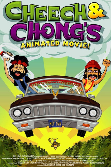 Cheech & Chong's Animated Movie 2013