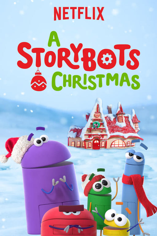 A StoryBots Christmas 2017