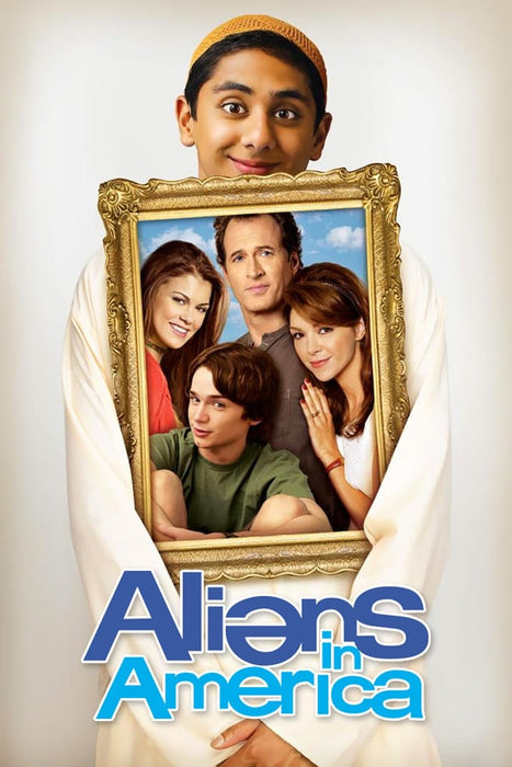 Aliens in America Season 1 2007