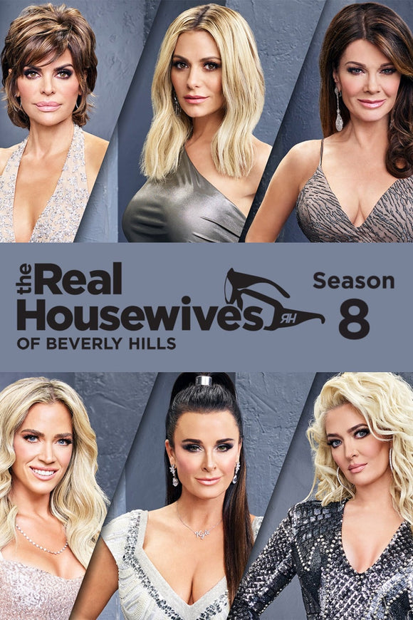 The Real Housewives of Beverly Hills Season 8 2017
