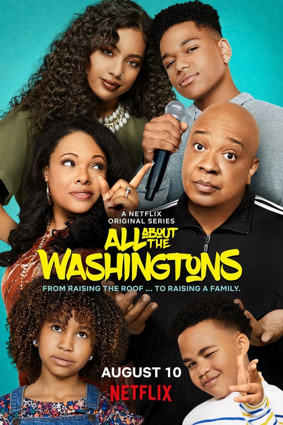 All About The Washingtons Season 1 2018
