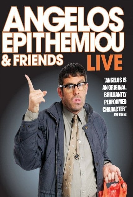 Angelos Epithemiou and Friends 2011