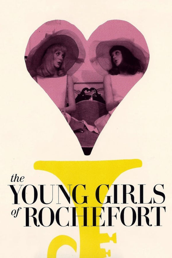 The Young Girls of Rochefort (Les demoiselles de Rochefort) 1967