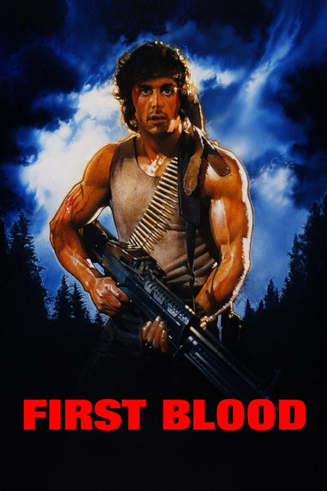 Fisrt blood 1982