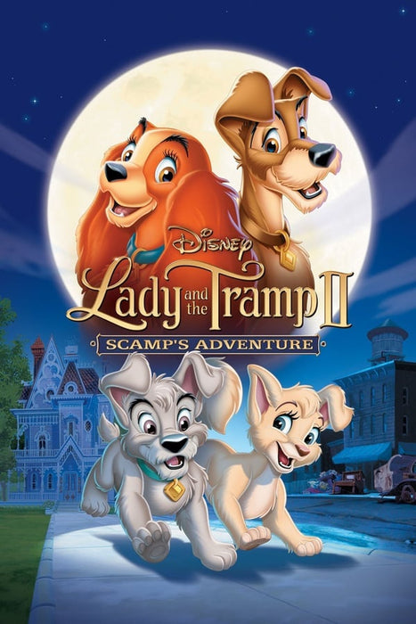 Lady and the Tramp II: Scamp's Adventure 2001