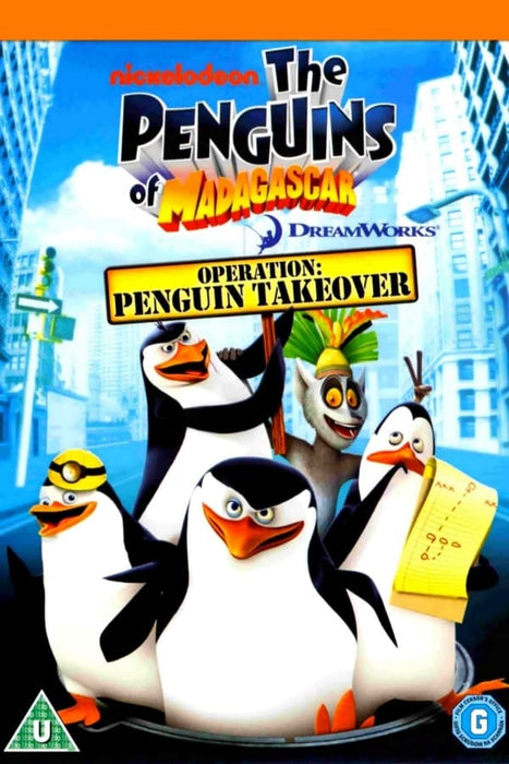 The Penguins of Madagascar: Operation Penguin Takeover 2010