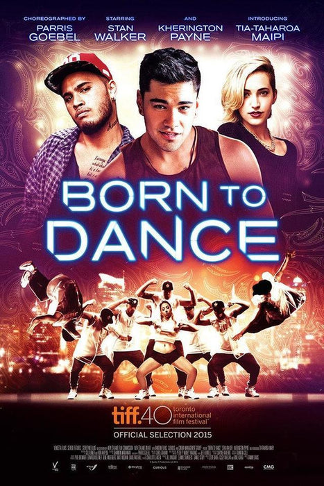 Born to Dance 2015