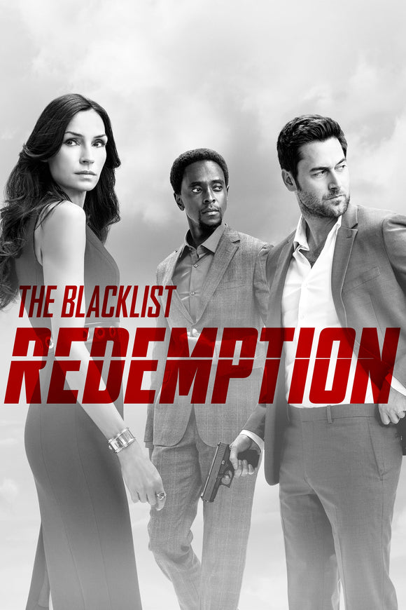 The Blacklist: Redemption Season 1 2017