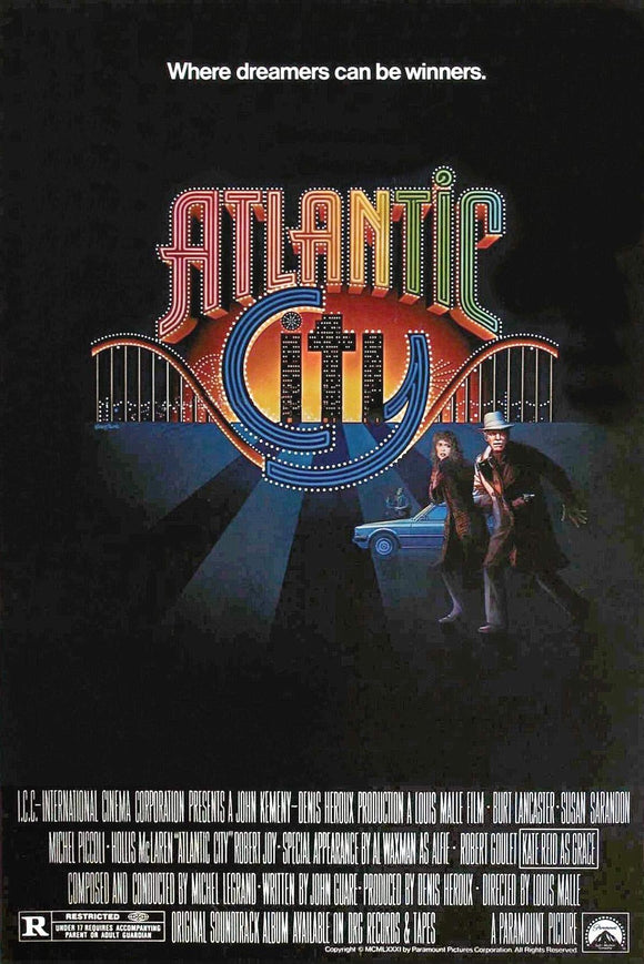 Atlantic City 1980