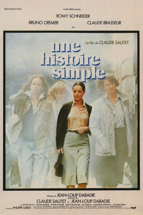 A Simple Story (Une histoire simple) 1978