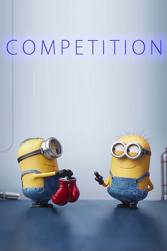 Minions: Competition 2015