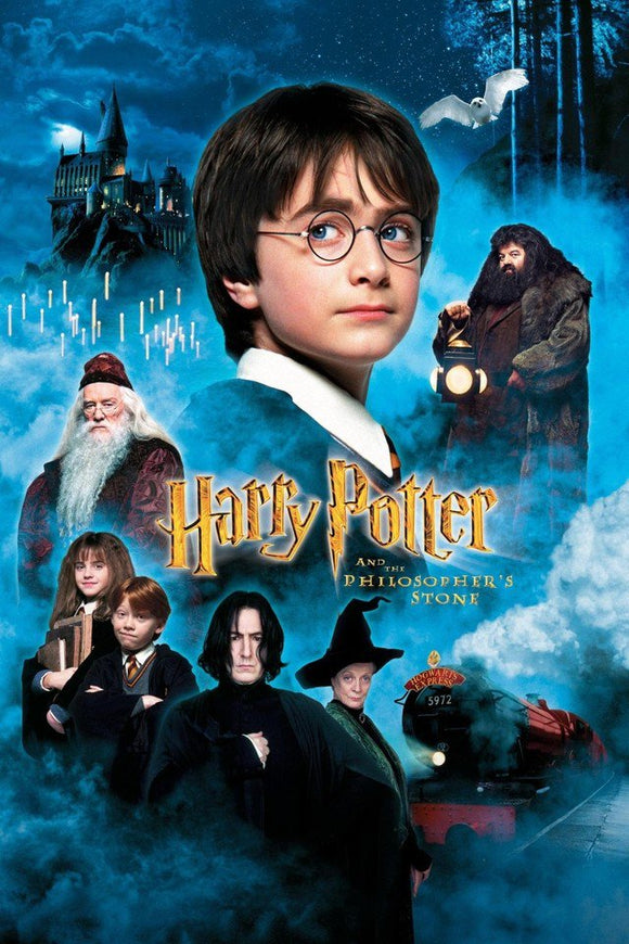 Harry Potter and the Sorcerer's Stone 2001
