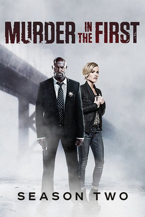 Murder in the First Season 2 2015