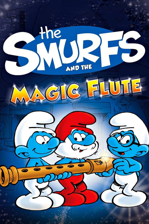 The Smurfs and the Magic Flute 1976