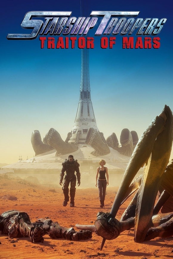 Starship Troopers: Traitor of Mars 2017