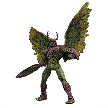 Swamp Thing Deluxe - DC Collectibles - The New 52: Swamp Thing