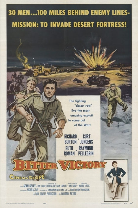 Bitter Victory 1957