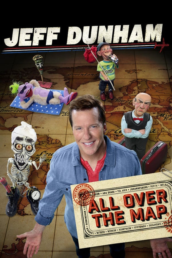 Jeff Dunham: All Over the Map 2014