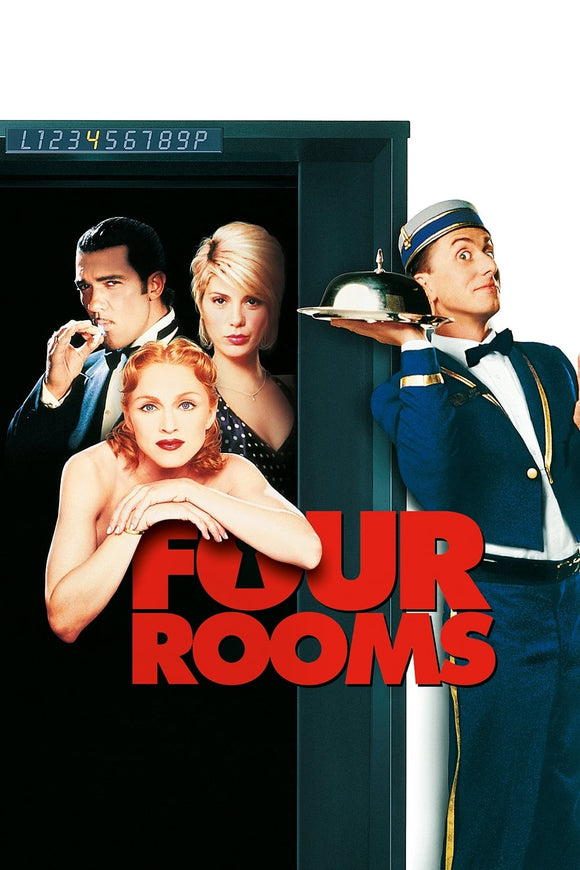 Four Rooms 1995