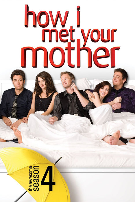 How I Met Your Mother Season 4 2008