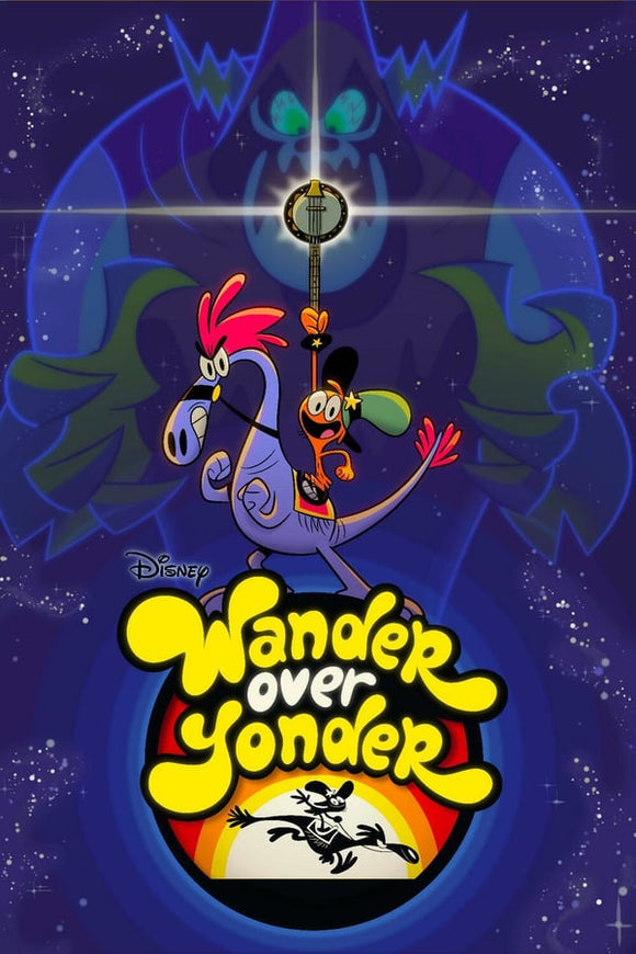 Wander Over Yonder Season 1 2013