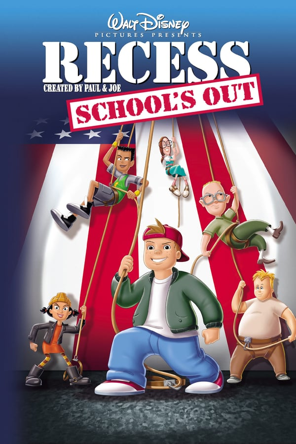 Recess: School's Out 2001